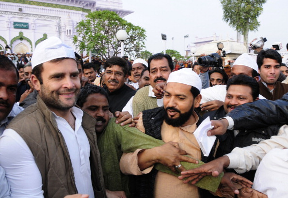 Muslim appeasement by congress