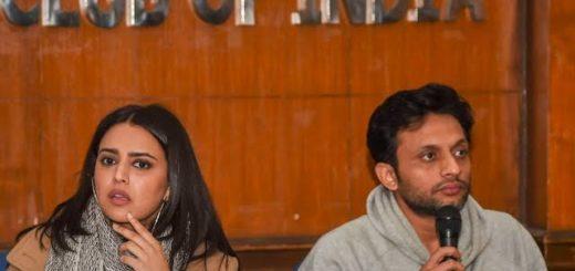 swara bhaskar Zeeshan ayyub