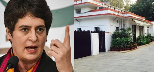 Priyanka-Gandhi-Lodhi-Road-Bungalow-Rent
