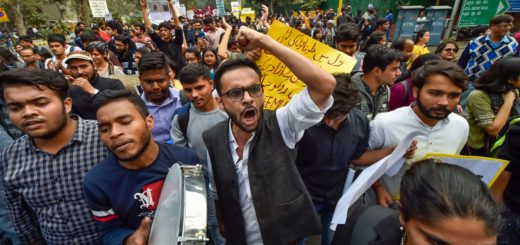 umar khalid and jamia riots
